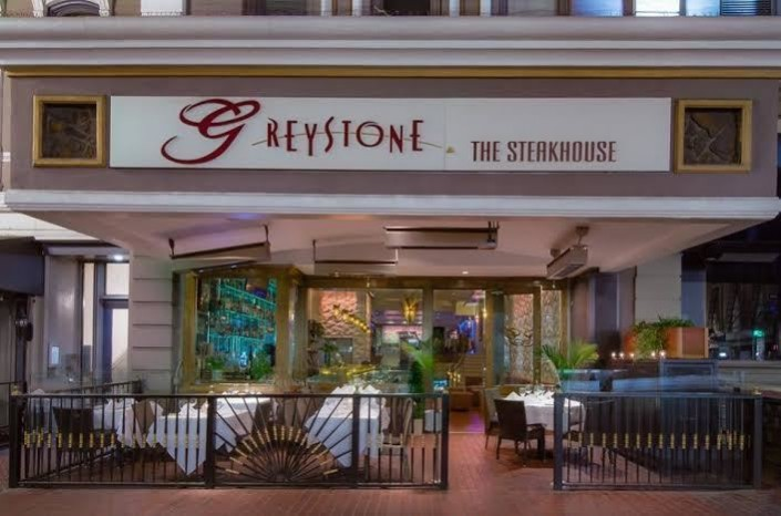 Greystone Steakhouse Gaslamp Quarter