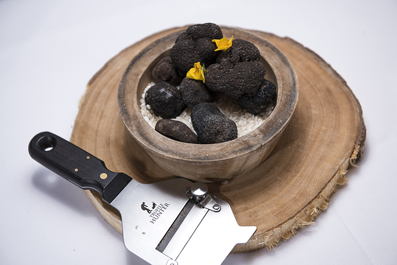 Umbria Italian Black Truffles at Greystone
