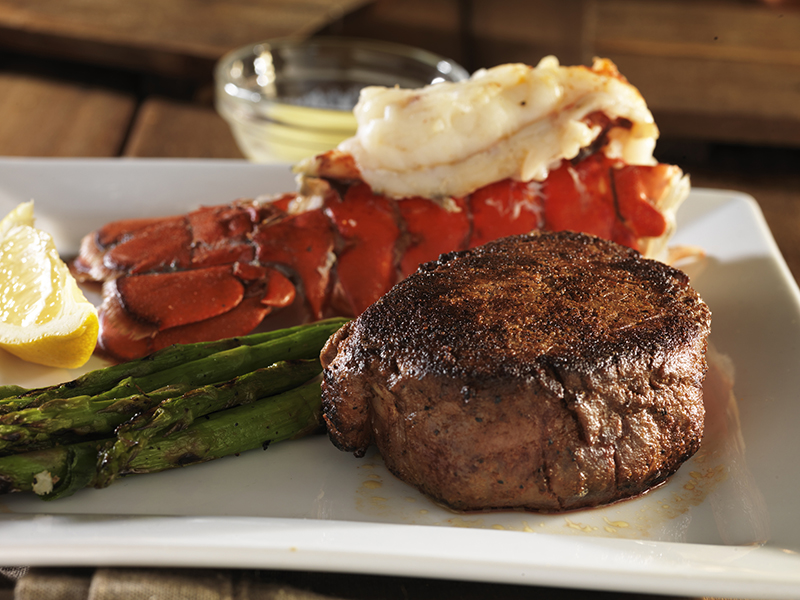A Calling for Surf & Turf Lovers!