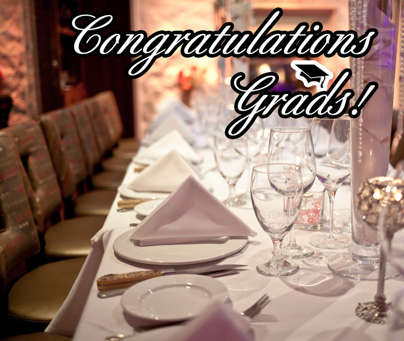 Greystone steakhouse & Seafood / Graduation Group Dining