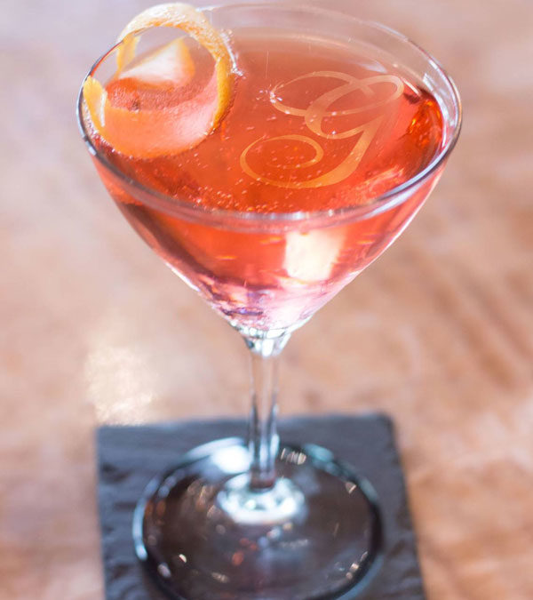 We spiced up your Negroni!