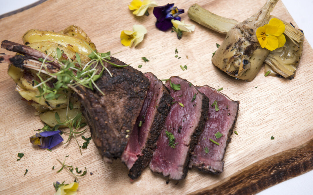 Greystone Steakhouse Awarded Best Steakhouse in San Diego!